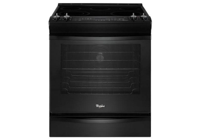 Whirlpool - WEE730H0DB - Slide-In Electric Ranges