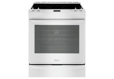 Whirlpool - WEE730H0DW - Slide-In Electric Ranges