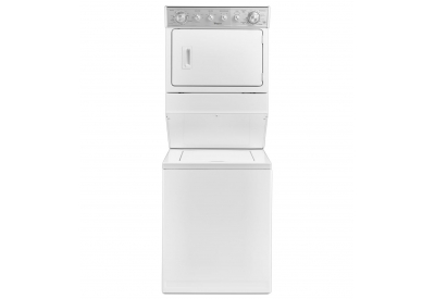 Whirlpool - WET4027EW - Stacked Washer Dryer Units