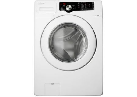 Samsung - WF210ANW - Front Load Washing Machines