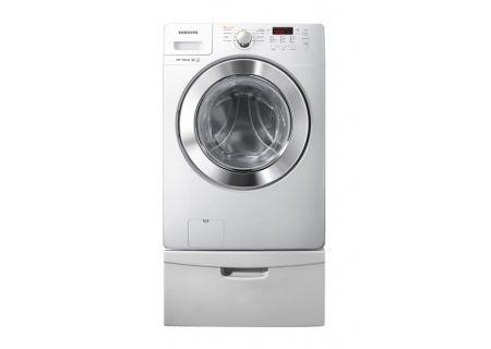 Samsung - WF365BTBGWR/A1 - Front Load Washing Machines