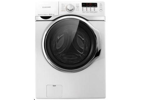 Samsung - WF405ATPAWR - Front Load Washing Machines