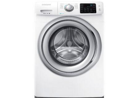 Samsung - WF42H5200AW - Front Load Washing Machines
