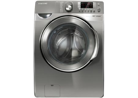 Samsung - WF448AAP - Front Load Washing Machines