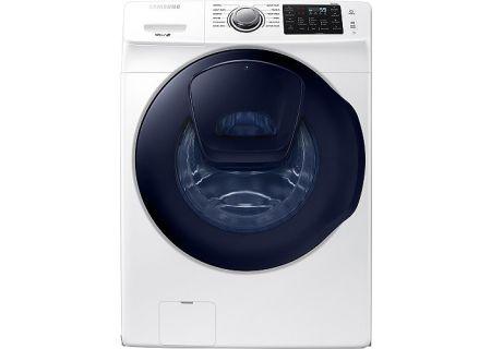 Samsung - WF45K6200AW - Front Load Washing Machines
