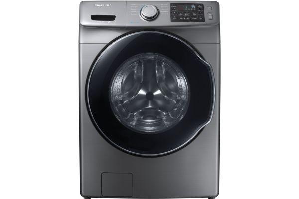 Samsung Platinum Front Load Steam Washer - WF45M5500AP