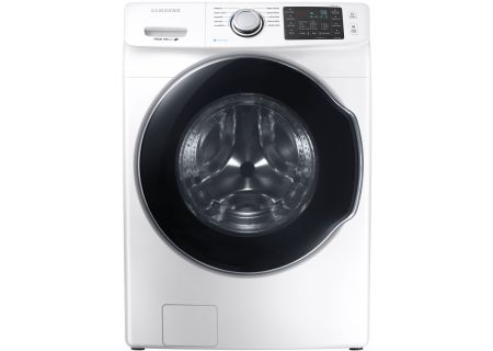 Samsung - WF45M5500AW - Front Load Washing Machines