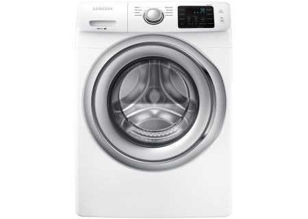 Samsung - WF45N5300AW - Front Load Washing Machines