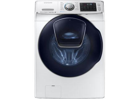 Samsung - WF50K7500AW - Front Load Washing Machines