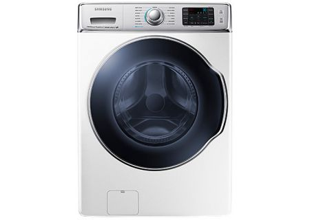 Samsung - WF56H9100AW - Front Load Washing Machines