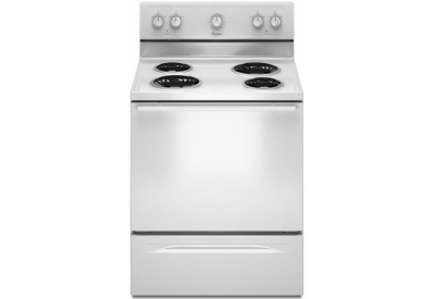 Whirlpool - WFC110M0AW - Electric Ranges