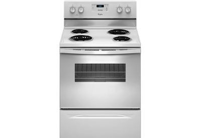 Whirlpool - WFC130M0AW - Electric Ranges