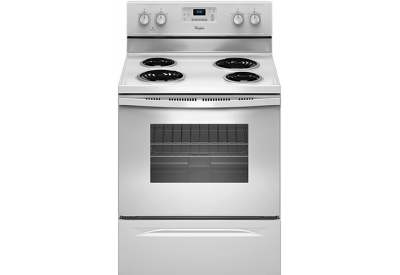 Whirlpool - WFC310S0AW - Electric Ranges