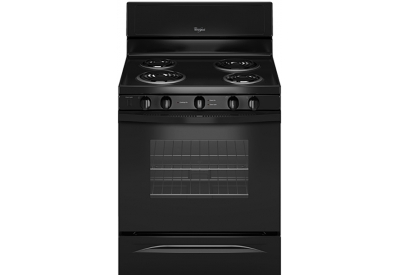 Whirlpool - WFC340S0AB - Electric Ranges