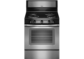 Whirlpool - WFC340S0AS - Free Standing Electric Ranges