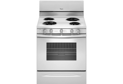 Whirlpool - WFC340S0AW - Electric Ranges