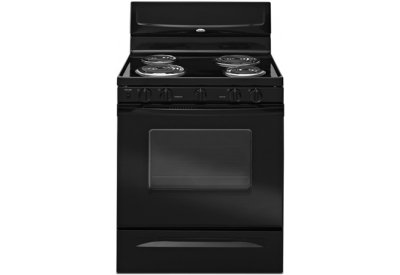 Whirlpool - WFE115LXB - Electric Ranges