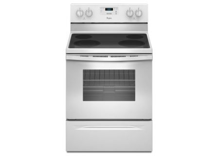 Whirlpool - WFE320M0EW - Electric Ranges