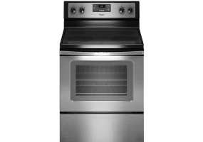 Whirlpool - WFE320M0AS - Free Standing Electric Ranges