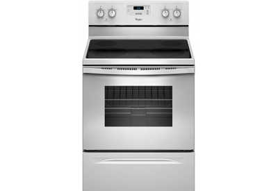 Whirlpool - WFE320M0AW - Electric Ranges