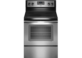 Whirlpool - WFE330W0AS - Free Standing Electric Ranges