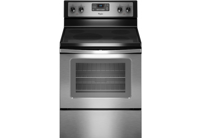 Whirlpool - WFE330W0AS - Electric Ranges