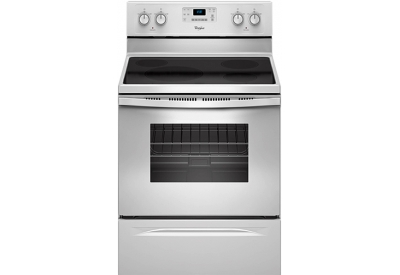 Whirlpool - WFE330W0AW - Electric Ranges