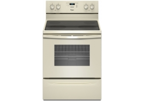 Whirlpool - WFE510S0AT - Free Standing Electric Ranges