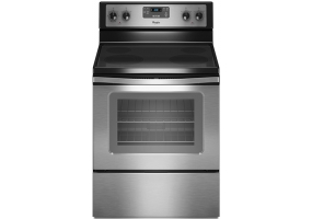 Whirlpool - WFE510S0AS - Free Standing Electric Ranges