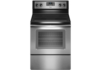 Whirlpool - WFE510S0AS - Electric Ranges