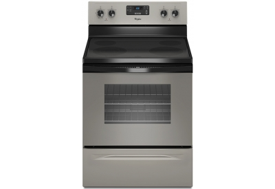 Whirlpool - WFE510S0AD - Electric Ranges