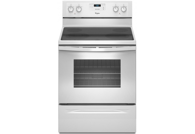 Whirlpool - WFE510S0AW - Electric Ranges