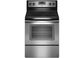 Whirlpool - WFE520C0AS - Free Standing Electric Ranges