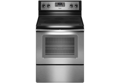 Whirlpool - WFE520C0AS - Electric Ranges
