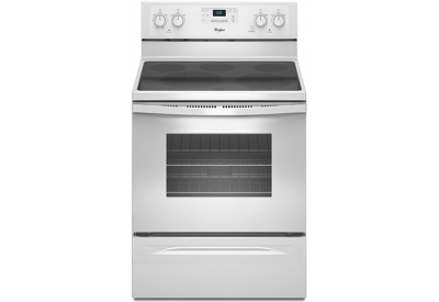 Whirlpool - WFE520C0AW - Electric Ranges