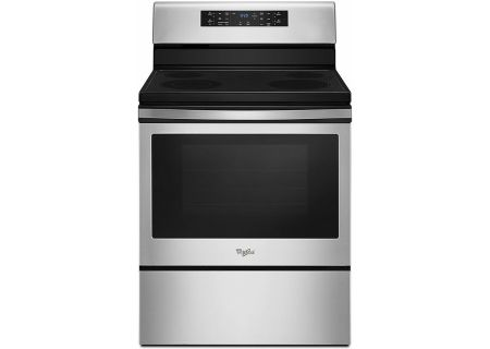Whirlpool - WFE520S0FS - Electric Ranges