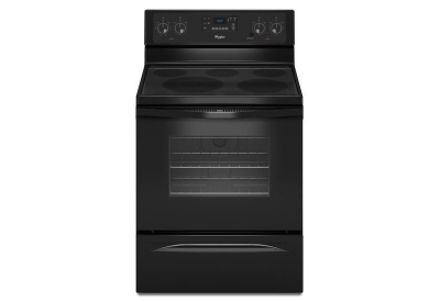Whirlpool - WFE525C0BB - Electric Ranges