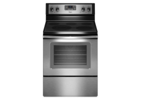 Whirlpool - WFE525C0BS - Free Standing Electric Ranges