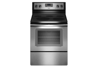 Whirlpool - WFE525C0BS - Electric Ranges