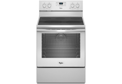 Whirlpool - WFE540H0AW - Electric Ranges
