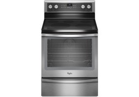 Whirlpool - WFE720H0AS - Free Standing Electric Ranges