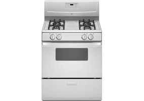 Whirlpool - WFG114SWQ - Gas Ranges