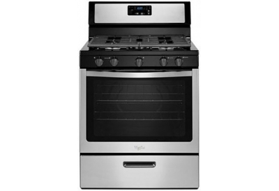 Whirlpool - WFG505M0BS - Gas Ranges