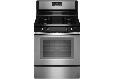 Whirlpool - WFG510S0AS - Gas Ranges
