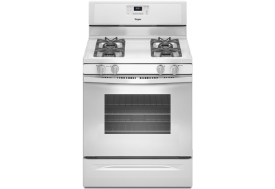 Whirlpool - WFG510S0AW - Gas Ranges
