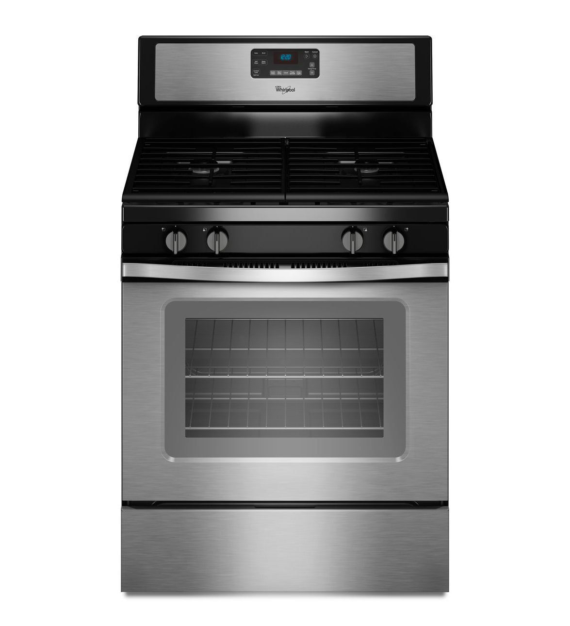Whirlpool Stainless Steel Gas Range Wfg515s0ess