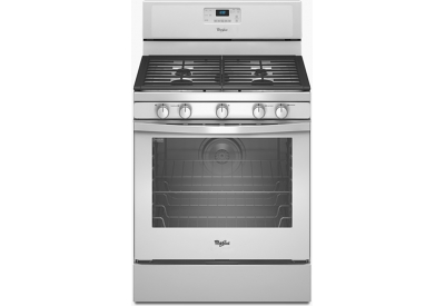Whirlpool - WFG540H0AW - Gas Ranges
