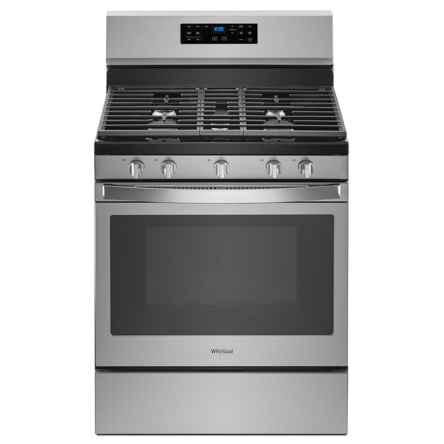 Whirlpool 30 Freestanding Gas Range Wfg550s0hz Oven Wiring Diagram Get Free Image About Stainless Steel