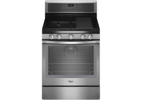 Whirlpool - WFG710H0AS - Free Standing Gas Ranges & Stoves