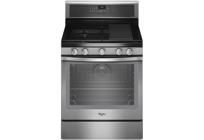 Whirlpool - WFG710H0AS - Gas Ranges